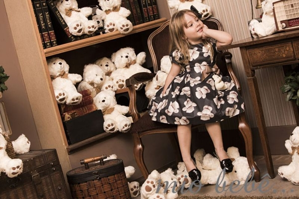 Coleção de Inverno Mio Bebê 2013